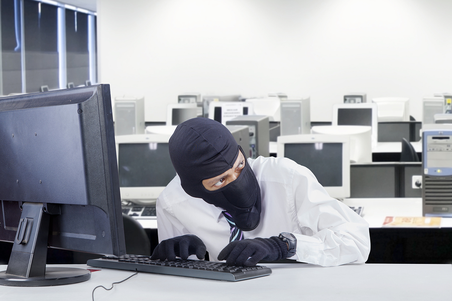 Cyber Bank Robber