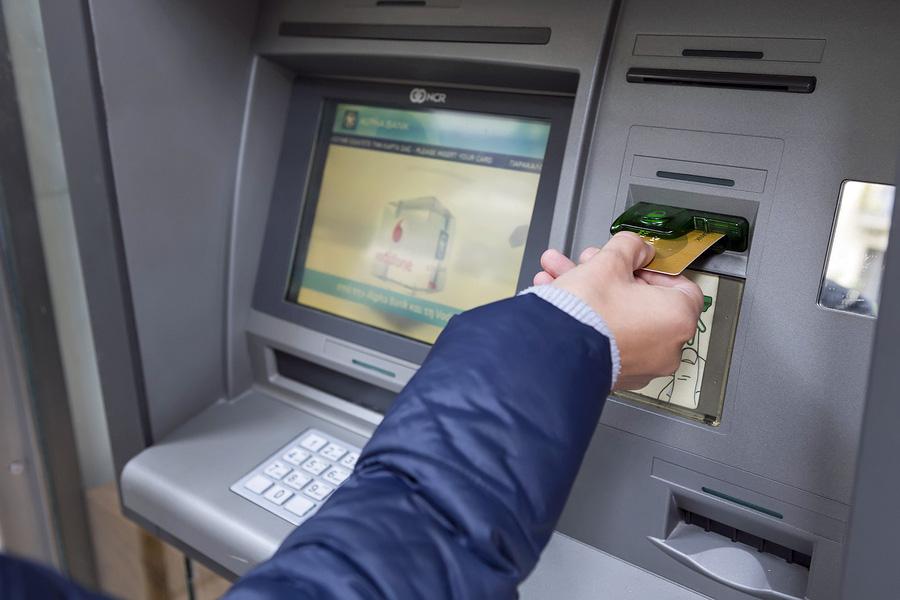 Using an ATM - Compliance3