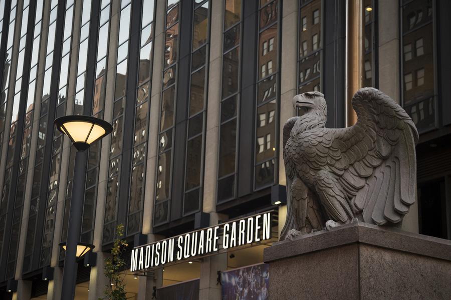 Madison Square Garden: Data Breach At Madison Square Garden.